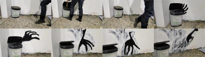 graffite animado